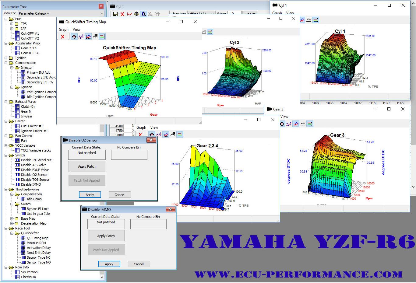 Yamaha – Ecu-performance