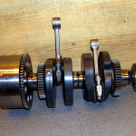 Albero Motore (Vista Bielle)