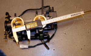 Corpo Farfallato Originale (Diametro Inferiore)
