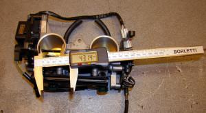 Corpo Farfallato Rialesato (Diametro Superiore)